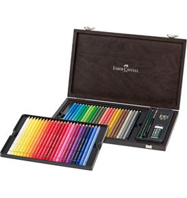 Faber-Castell - Albrecht Dürer watercolour pencil, wooden case of 48