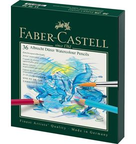 Faber-Castell - Watercolour pencil Albrecht Dürer studio box of 36