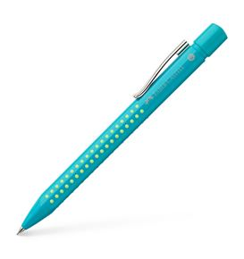 Faber-Castell - Grip 2010 mechanical pencil, 0.5 mm, turquoise-light green