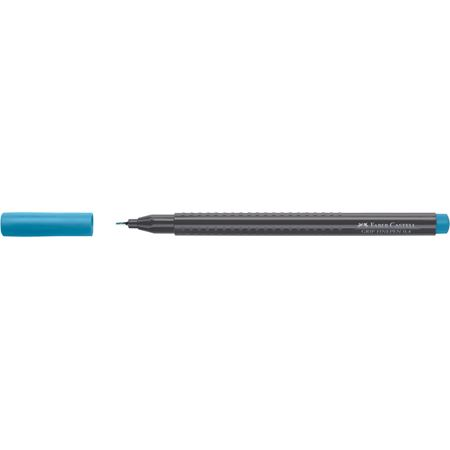Faber-Castell - Grip Finepen, 0.4, cobalt turquoise