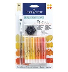 Faber-Castell - Gelatos Color- Yellow