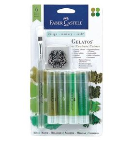 Faber-Castell - Gelatos Color- Green