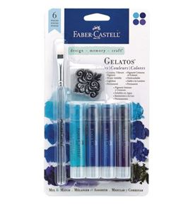 Faber-Castell - Gelatos Color-Blue