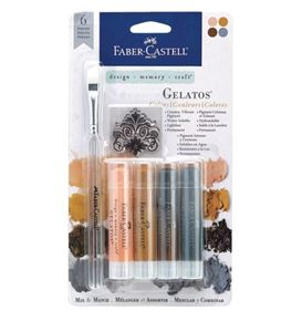 Faber-Castell - Gelatos Color- Neutral