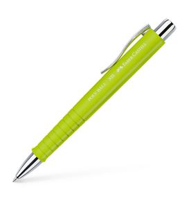 Faber-Castell - Ballpoint pen Poly Ball XB lime