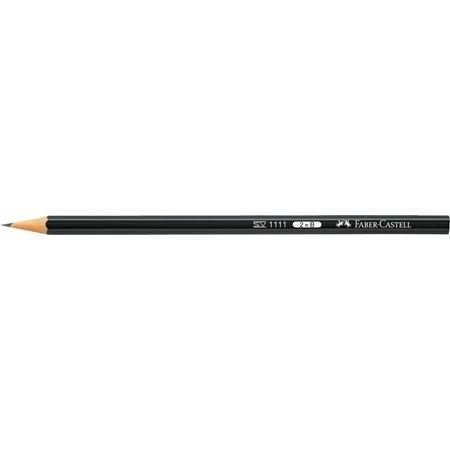 Faber-Castell - Graphite pencil 1111 2B