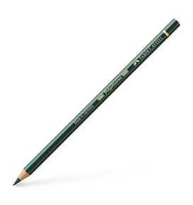 Faber-Castell - Polychromos colour pencil, 278 chrome oxide green