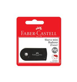 Faber-Castell - Eraser Sleeve Mini, Classic Colours