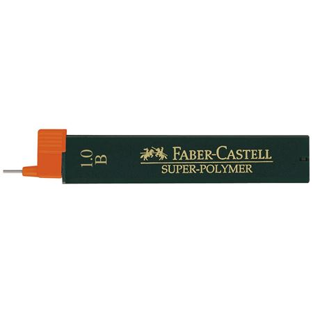 Faber-Castell - Fineline lead Super-Polymer 1.0mm B