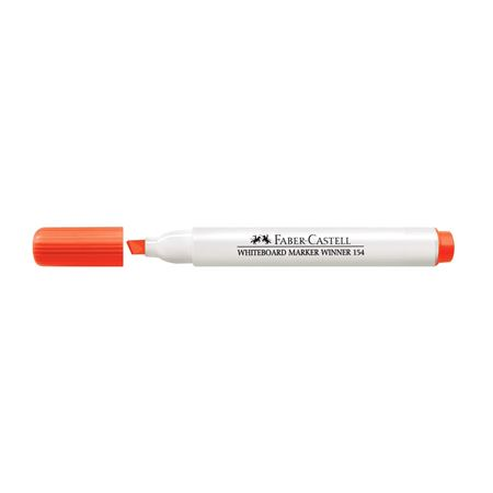 Faber-Castell - Winner 154 whiteboard marker, red