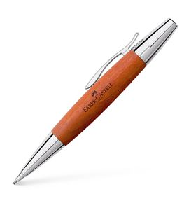 Faber-Castell - e-motion wood twist pencil, 1.4 mm, reddish brown